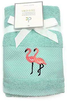 TT /& Lola Unicorn Girls Bathroom Hand Towel Set Of 2