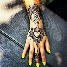 New Pakistani mehndi designs for Eid 2016 (5)