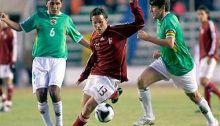 Venezuela pierde en La Paz 3-2 ante Bolivia