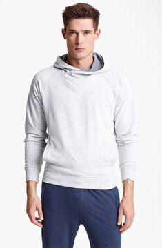 Zegna Sport Hooded Sweatshirt