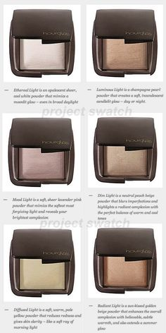 Hourglass Ambient Lighting Powders - Want it, want it, want it!