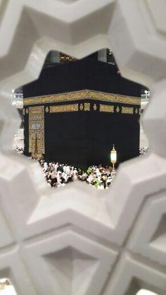 Makkah      الكعبة المشرفة         Taken by me...Fatima