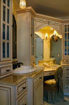 Custom Master Bath And Bath Cabinets  Bathroom Remodel Gorgeous Bathroom Remodeling Richmond Va Inspiration