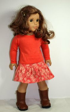 18 inch Dolls Clothes  American Girl Doll  by AbygailElizabeth, $13.25