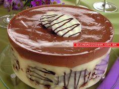 Receita de Pavê torta holandesa