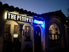 The Penny Ice Creamery, in Santa Cruz, CA.  Michelle Obama's Favorite Ice Cream Shop!:  http://www.thescoopblog.com/content/penny-ice-creamery-santa-cruz-ca