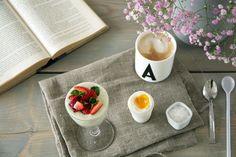 Mynte Yoghurt ➙ Opskrift fra Valdemarsro.dk
