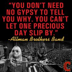One of my VERY favorites ever, and one of my fave ABB songs. Music Is My Escape, My Music, Music Lyrics, Music Quotes, Life Quotes, Gary Clark Jr, Midnight Rider, Allman Brothers, Soul Shine