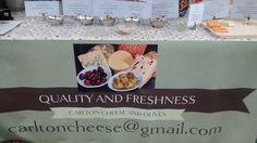Carlton Cheese Farmers Market, Walks, Ireland, Cheese, Table Decorations, The Originals, Irish, Dinner Table Decorations