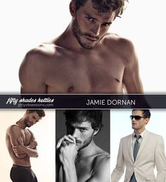 50 Shades Hotties: Jamie Dornan. Is Jamie your pick to play the elusive Chrisitan Grey? Cast your vote on the blog!