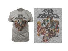 Dawn of the Dead Watercolor T-Shirt #transformer