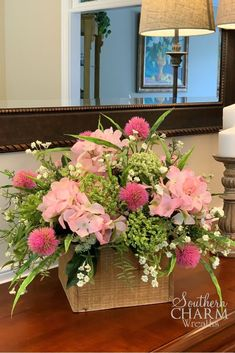 When I needed a centerpiece for my daughter's graduation party, I knew pink hydrangeas would be the perfect selection. In this video, I show you exactly how to make this artificial hydrangea centerpiece including where to buy your supplies. Artificial Hydrangeas, Pink Hydrangea, Cute Dorm Rooms, Living Room Green, Diy Home Decor Projects, Decor Ideas, Decorating Ideas, Living Room Inspiration, Cheap Home Decor