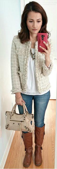 Tweed Jackets | Ella Pretty Blog