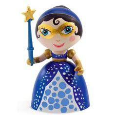 Prinses : Blauwe fee