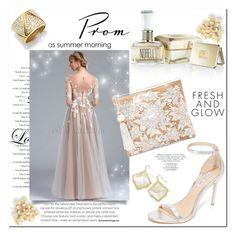 """Prom night"" by mojosoignee ❤ liked on Polyvore featuring Marina B, Rachel Zoe, Kendra Scott, Norell and Star Mela"