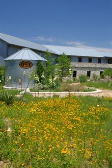 Forget the food trucks and restaurants, picnic at Lady Bird Johnson Wildflower Center among their beautiful array of native flowers and greenery. It's the perfect spot to find solace in the city.
