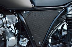Carbonfiber  selfmade by hbmotorcycles