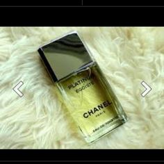 Amazing cologne for men--Channel Platinum