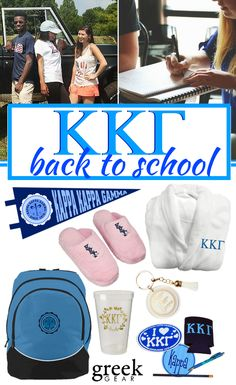 af6517fdc442 Greek Gear is the place to shop for back to school Kappa Kappa Gamma gear  and