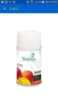 Ebay Link Timemist Air Freshener Dispenser Refills Mango 12