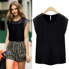 Fashion-Women-Summer-Loose-Casual-Chiffon-Sleeveless-Vest-Shirt-Tops-Blouse