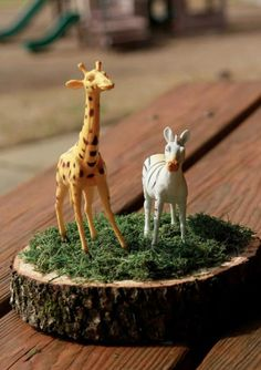 Girly Safari Themed 5th Birthday Party - Kara's Party Ideas - The Place for All Things Party