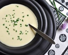 Vichyssoise ♥ KitchenParade.com