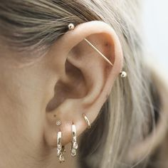 Industrial Barbell || Shop this Instagram from @bentauber and @maria_tash