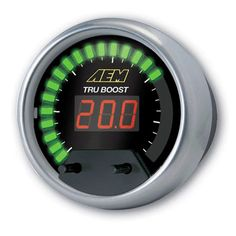 AEM TRU-BOOST Gauge-Type Controller p/n 30-4350. AEM's TRU-BOOST Gauge-Type Controller is an electronic boost controller that combines the simplicity of a manual boost controller with the added ease of adjusting boost levels through a gauge interface. There is no external interface required for set up, and it is fully functional right out of the box. $302.02