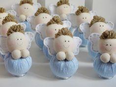 molde de anjo de tecido peso de porta - Pesquisa Google Sweets, Dolls, Pillows, Crafts, Stuffed Toys, Gabriel, Food, Painting Carpet, Angels
