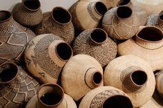 afrikani: BaTonga Nongo (pot) baskets, Zimbabwe. www.designafrika.co.za