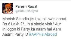 Manish Sisodia  #dhongiaap #aap #aamaadmiparty #delhi #arvindkejriwal