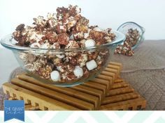 Easy Homemade Recipes: S'mores Popcorn - The Grant Life