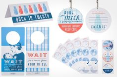 Milk It Kit: Back to Work Survival Kit for Breastfeeding Moms