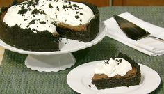 Mississippi Mud Pie. ALL made from scratch so it takes some time but it's totally worth it. This pie is amazing.