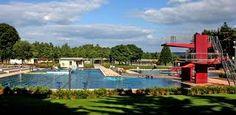 The pool - Waldwarmfreibad