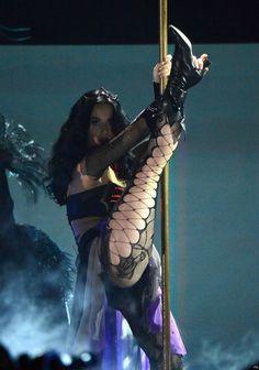 Katy Perry Dark Horse Legs