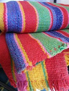 Vintage Textiles from the north of Argentina
