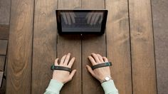 a keyboard-less keyboard that works via Bluetooth. It is portable and fits in the palms of your hands to make technology even more convenient in our growing, fast-paced world.