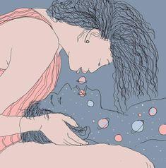 Dibujos de chicas que amamos y que nos rompieron el corazón. Imágenes digitales creativas de amor en colores pardos. Usalas de fondo de pantalla para recordar tu tiempo con ella. Compártelas con una frase y hazle saber lo que fue para ti.