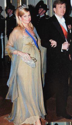 Zwanger in galajurk 2007 in Noorwegen