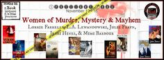 The Tour is rockin'! Women of Murder, Mystery, and Mayhem have invited you to dinner. Someone will not survive the evening... http://bookpartnersincrime.blogspot.com/2014/11/enovaaw-multi-author-spotlight-tour_13.html