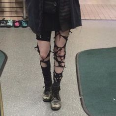 Goth Look, Punk Goth, Kawaii, Post Punk, Alternative Fashion, Aesthetic Clothes, Aesthetic Fashion, Swagg, Cool Outfits