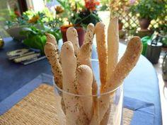 Glutenfrei Backen und Kochen bei Zöliakie - Grissini - glutenfreie Rezepte, laktosefreie Rezepte, glutenfreies Brot
