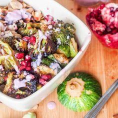 Vegan Wild Rice Veggie Bowls