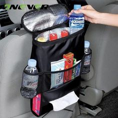 Car Back Seat Organizer Bag