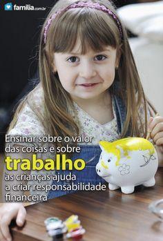 Crianças e Finanças - Um caso para não ser seguido.
