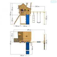 Spielturm Wickey Monkey Island. Eine große Auswahl hochwertiger Klettertürme, Schaukeln und Sandkästen finden Sie im Online-Shop. Viel Spaß beim Stöbern Kids Backyard Playground, Backyard Playset, Backyard For Kids, Backyard Games, Kids Outdoor Spaces, Kids Play Spaces, Monkey Island, Playhouse Plans, Playhouse Outdoor
