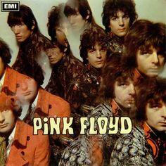 Pink Floyd - The Piper At The Gates Of Dawn  Columbia SX 6157 - Enregistré du 21 février au 21 mai 1967 - Sortie le 5 août 1967  Note: 7/10