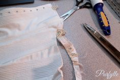 trim the edges just before stitching Corset, Stitching, Gowns, Costumes, Big, Costura, Dresses, Bustiers, Stitches